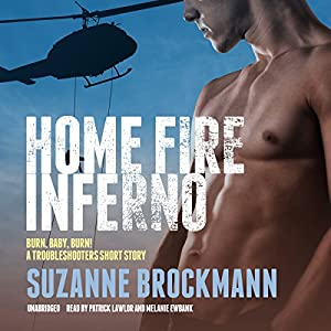 Home Fire Inferno Audiobook