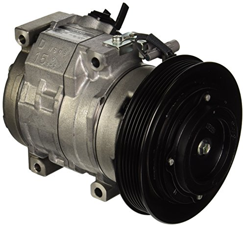 Denso 471-1407 New Compressor with Clutch