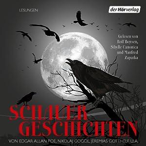 Schauergeschichten Hörbuch