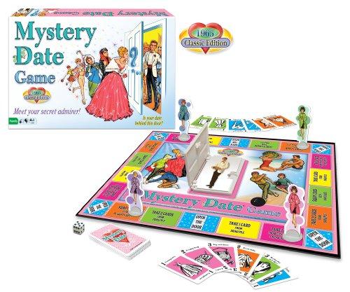 original mystery date board game - 4