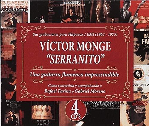 Guitarra Flamenca: Víctor Monge