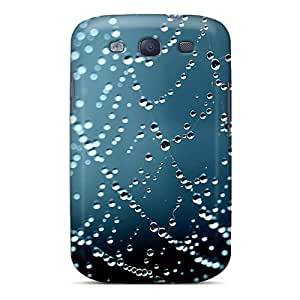 Hot Tpye Drops Case Cover For Galaxy S3 by icecream design