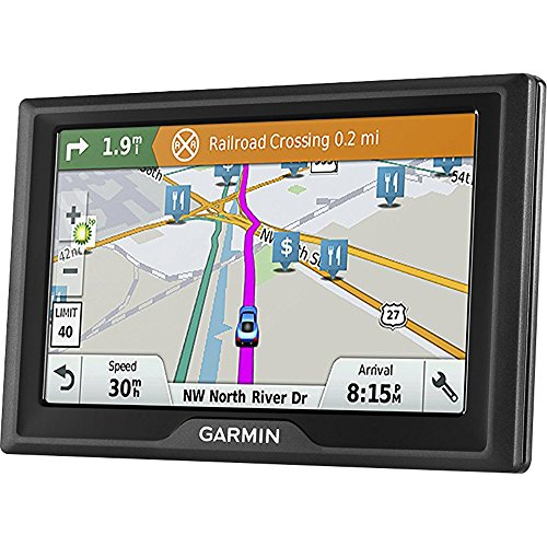 Garmin Drive 61 USA LM GPS Navigator System with Lifetime Maps, Spoken Turn-By-Turn Directions, Direct Access, Driver Alerts, TripAdvisor and Foursquare Data (Certified Refurbished) Review
