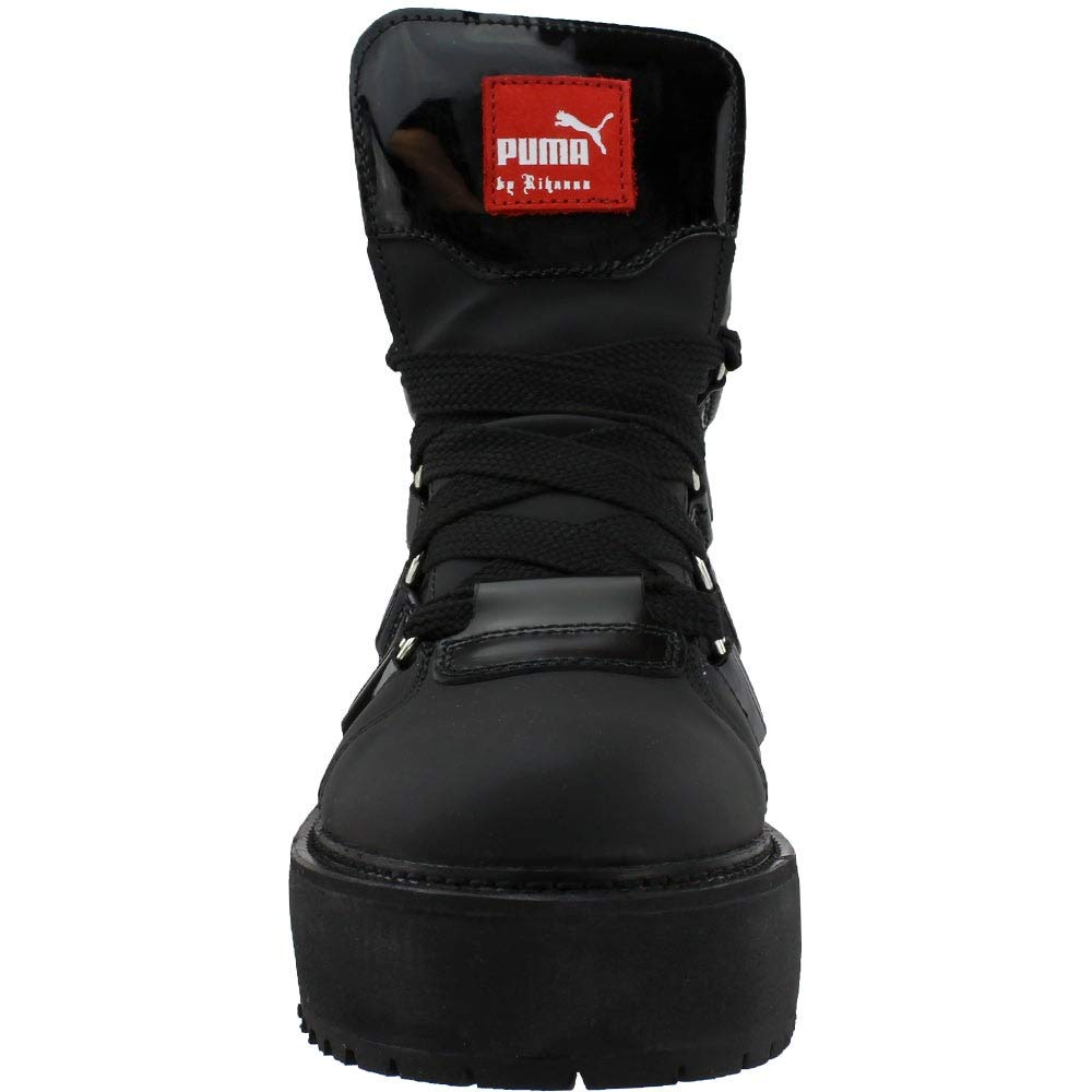 Puma x Fenty by Rihanna Men SB Boot Eyelets (Black): Amazon