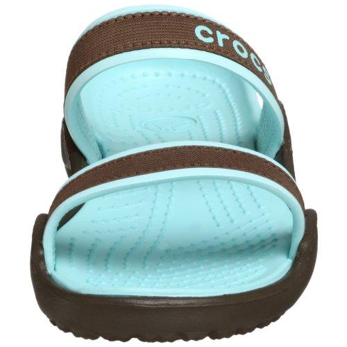 Sandali Sea Ladies Chocolate Patra Foam Slip On Crocs Atnw8qA