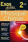 Exos résolus - Physique-Chimie 2de par Durandeau