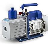 ARKSEN© 2Stage Deep Vacuum Pump (1/2HP, 5CFM) AC Freon, R410a R134 HVAC