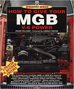 How to Give Your Mgb V8 Power (SpeedPro Series): Amazon co