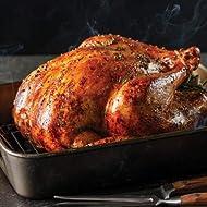 Omaha Steaks Whole Basted Turkey Thanksgiving Feast