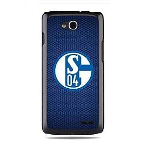 LG L90 FC Schalke 04 Logo Phone Fundas moviles,Futball-Club Gelsenkirchen-Schalke 04 Logo LG L90 Cover,Football Phone Fundas moviles LG L90