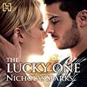 The Lucky One Hörbuch von Nicholas Sparks Gesprochen von: John Bedford Lloyd
