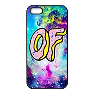 Customized Dual-Protective Case for Iphone 5,5S, Odd Future Cover Case - HL-500034