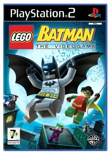 Lego Batman The Videogame Ps2 Amazoncouk Pc Video Games
