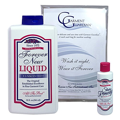 forever-new-32oz-liquid-unscented-forever-new-4oz-stain-remedy-and-garment-guardian-mesh-wash-bag