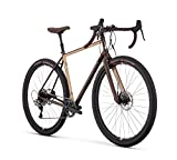 Raleigh Bikes Stuntman All Road Bike, Brown, 60cm/XX-Large Raleigh Bikes