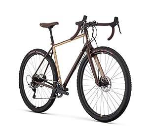 Raleigh Bikes Stuntman All Road Bike, Brown, 52cm/Small