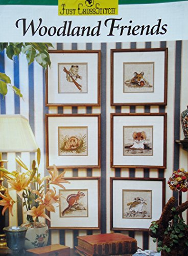 Woodland Friends - Supplement to Just Cross Stitch - 6 Counted Cross Stitch Patterns -