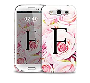 letter f Samsung Galaxy S3 GS3 protective phone case