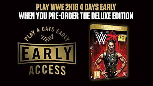 WWE 2K18 Deluxe Edition (PS4) (New): Amazon.es: Videojuegos