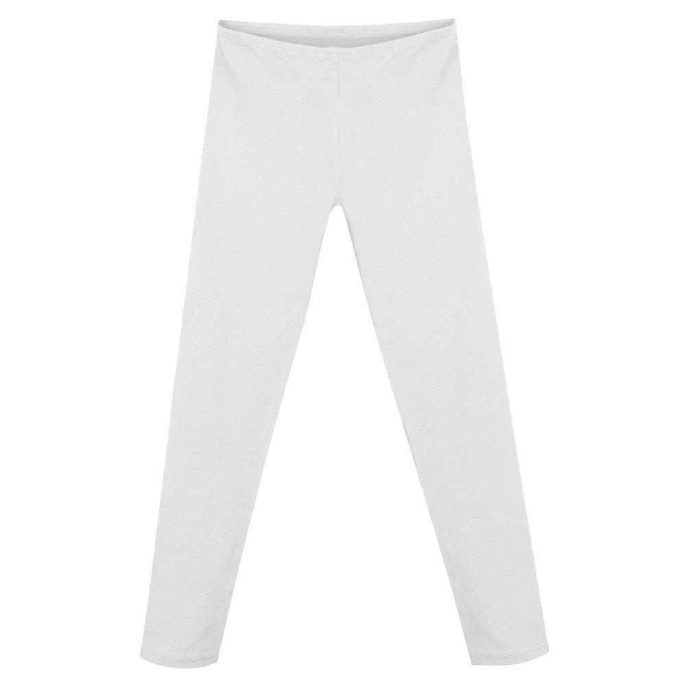 Hanes Girls Cotton Stretch Leggings