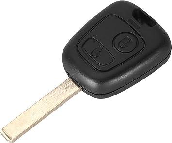 Schlüssel Für Peugeot 107 207 307 Citroen C1 C2 C3 2 Elektronik