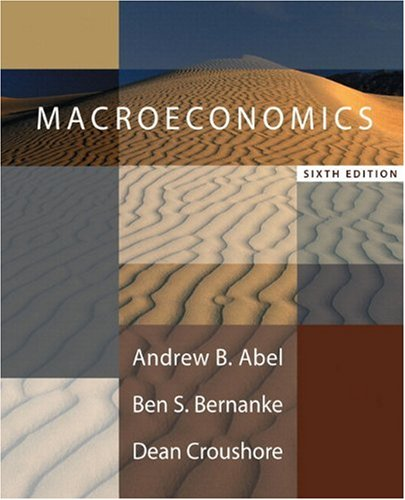 Macroeconomics (6th Edition)