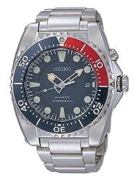 Seiko SKA369P1 Men's Kinetic Diver Analog Quartz Watch