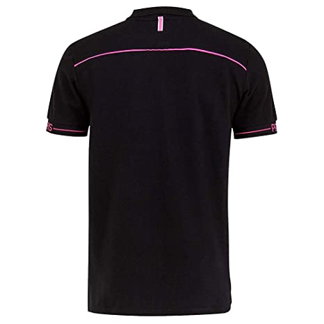 PSG Paris Saint-Germain - Polo - para Hombre Negro XL: Amazon.es ...
