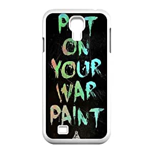 T-TGL(RQ) Print your own photo phone Case for Samsung Galaxy S4 I9500 cheap Fall out boy case