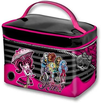 Monster High Caja de la Vanidad de la Regla de Ghouls - 1 Pack ...
