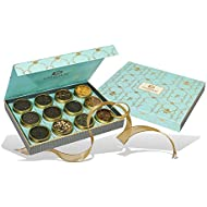 VAHDAM, Assorted Tea Gift Set - BLOOM, 12 Teas in a Tea Sampler Gift Box | OPRAH's FAVORITE TEA 2019-100% Natural Ingredients - Birthday Gifts for Women | Gifts for Mom , Sister or Grandma | Tea Sets