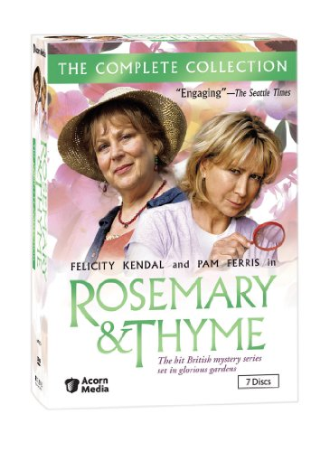 Rosemary & Thyme: Complete Collection by ACORN MEDIA