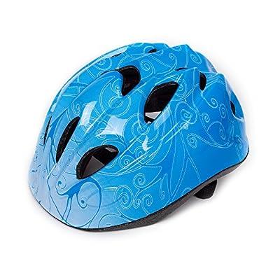 SUNVP Bike Helmets for Kids Ultralight Adjustable Kick Scooter Bicycle Skate Outdoor BMX Multi-sports Safety Crash Child Helmet