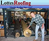 10' x 25' RV or Residential 60 mil Black EPDM Roofing Kit
