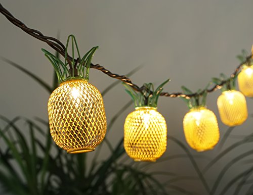 Pineapple Outdoor String Lights - 5