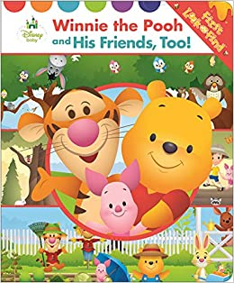 754756f00f6a Disney Baby - Winnie the Pooh and His Friends