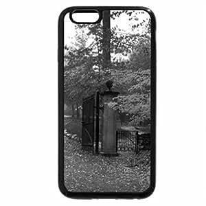 iPhone 6S Plus Case, iPhone 6 Plus Case (Black & White) - Drive me to autumn