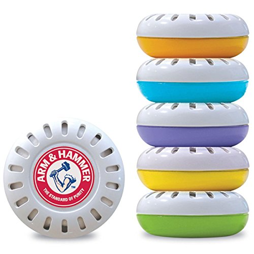 Munchkin Arm and Hammer Nursery Fresheners, 5 Pack, Lavender or Citrus by Munchkin