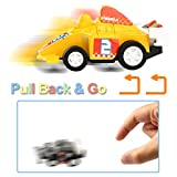 Pull Back Vehicles,12 Pack Assorted Construction Vehicles and Raced Car Toy,Yeonhatoys Die Cast Vehicles Truck Mini Car Toy For Kids Toddlers Boys,Pull Back And Go Car Toy Play Set