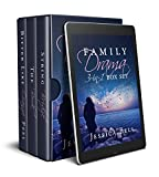 Family Drama 3-in-1 Box Set: String Bridge, The Book, Bitter Like Orange Peel