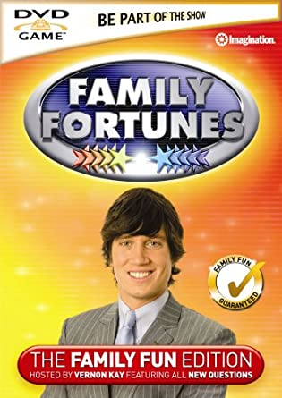 Family Fortunes Vol 3 [Interactive DVD]: Amazon co uk: DVD