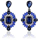 YouBella Jewellery Valentine Collection Earings Fashion Fancy Party Wear Earrings for Girls and Women
