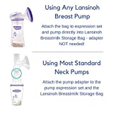 Lansinoh Breastmilk Storage Bags - 100 ct, Multi