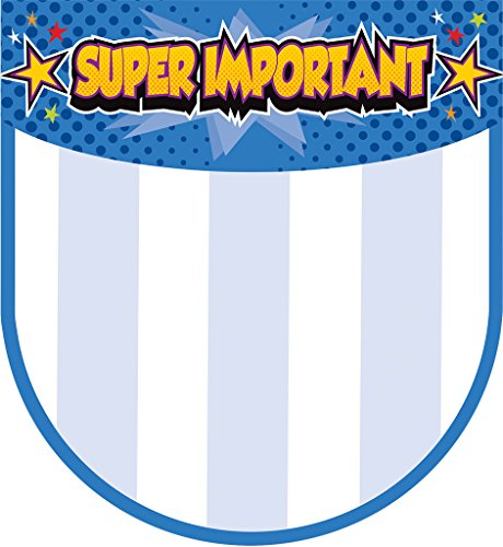 Carson Dellosa Super Power Notepad (151083)