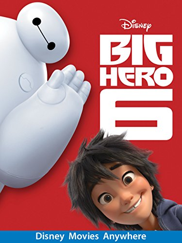 Big Hero 6 (Plus Bonus Features) (Disney Movie Big Hero 6)