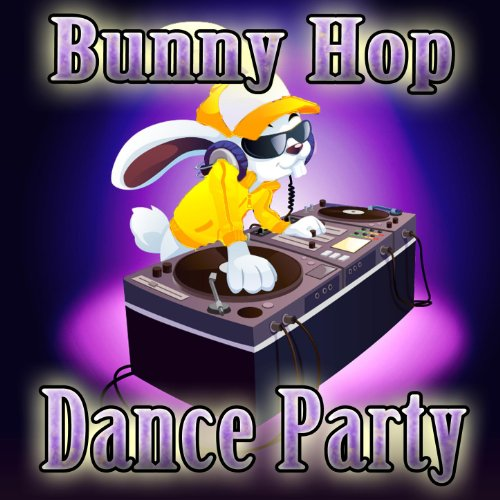 Bunny Hop Dance Party (Dancing Bunnies)
