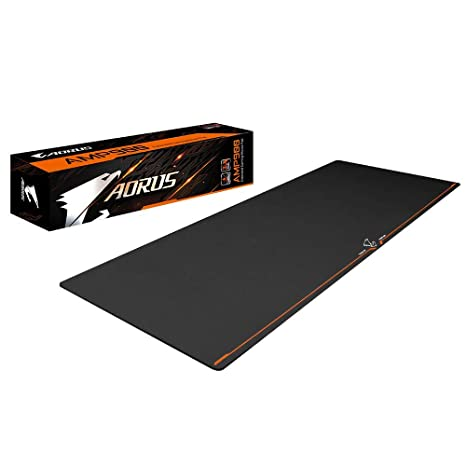2372ae87ab9 Amazon.com: AORUS Amp900 Ultrawide, Spill-Resistant, Non-Slip, Optimized  Surface Gaming Mouse Pad GP-AMP900: Computers & Accessories