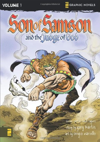 Son of Samson and The Judge of God (Son of Samson #1) (v. 1)