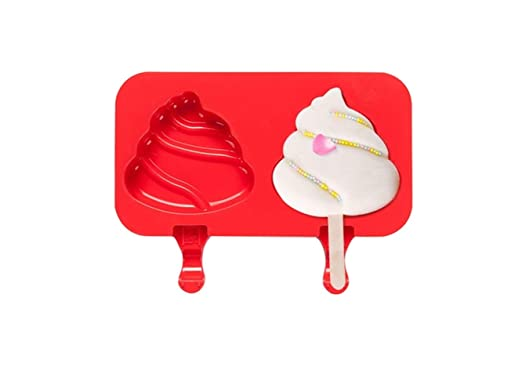 GYwink Cocina Lindo antorcha en Forma de Silicona moldes de Polo ...