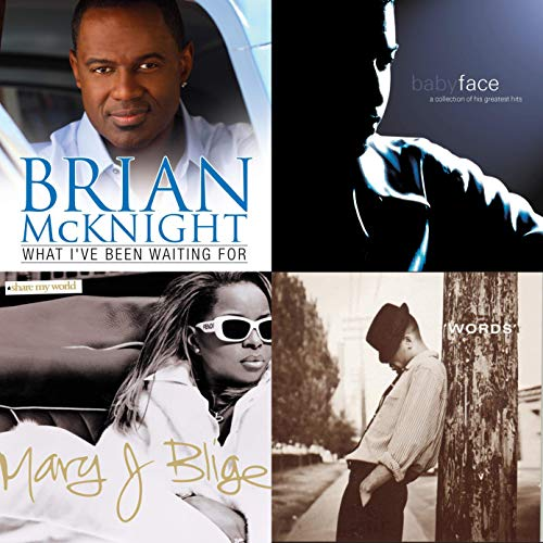 - Brian McKnight and More